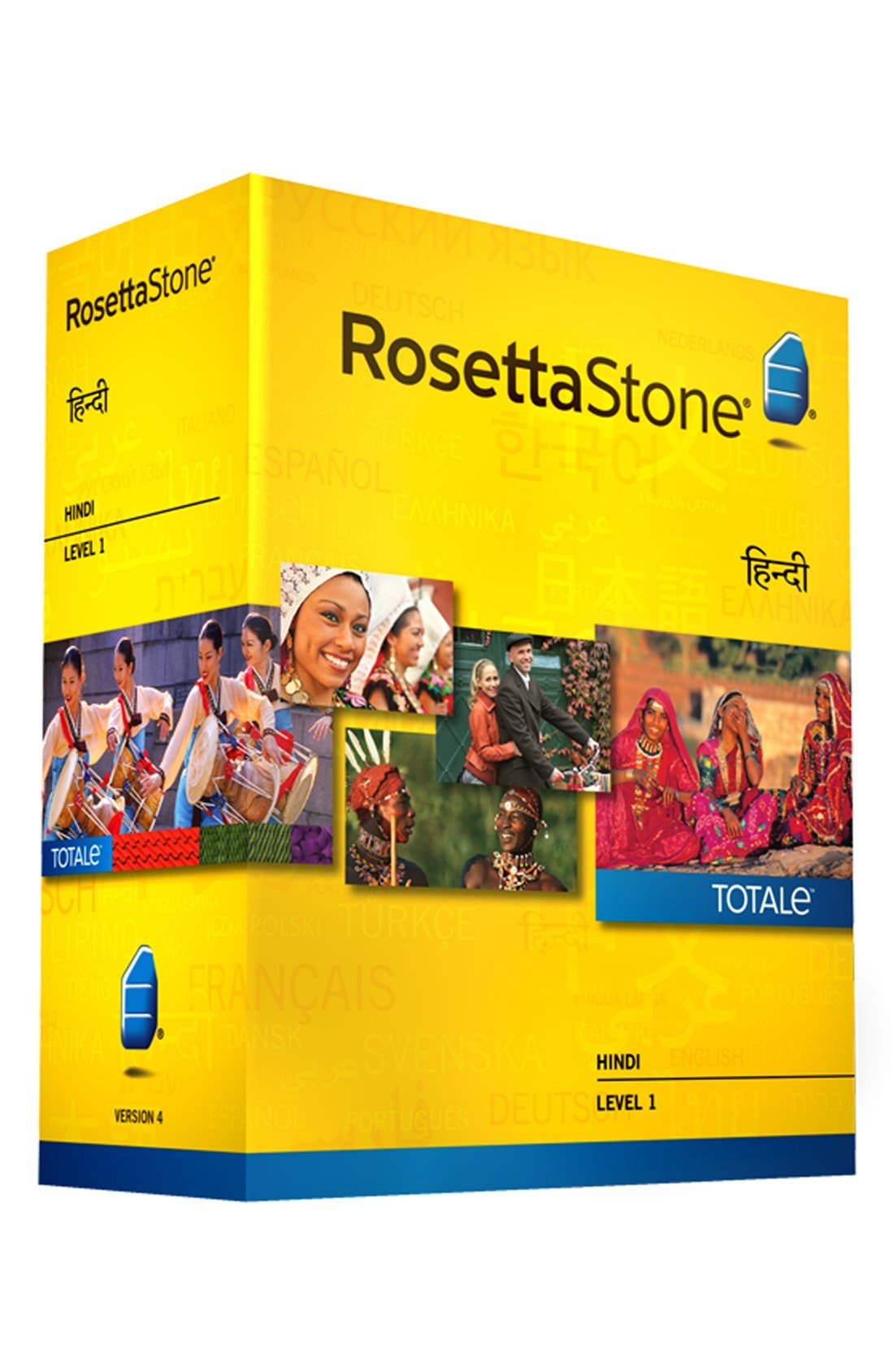 Alternate Image 2  - Rosetta Stone 'Hindi Level 1' Interactive Language Learning Software