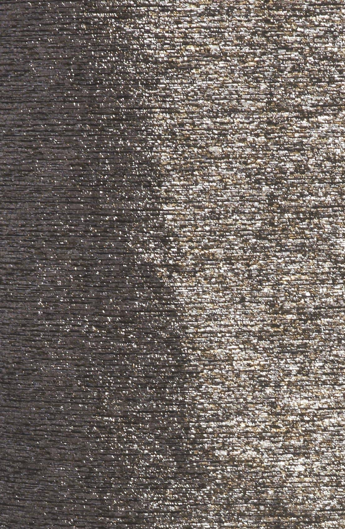 Alternate Image 4  - Lanvin Front Bow Taffeta Skirt