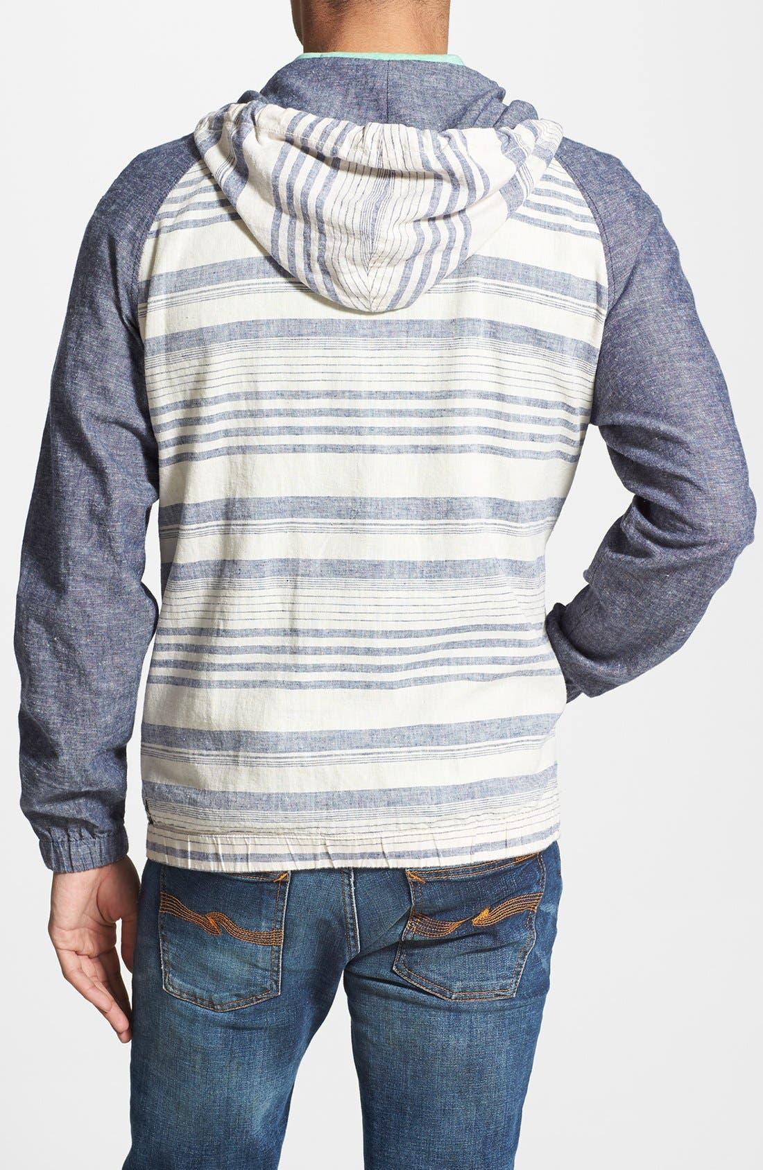 Alternate Image 2  - Howe 'Glory Sequence' Zip Hooded Jacket