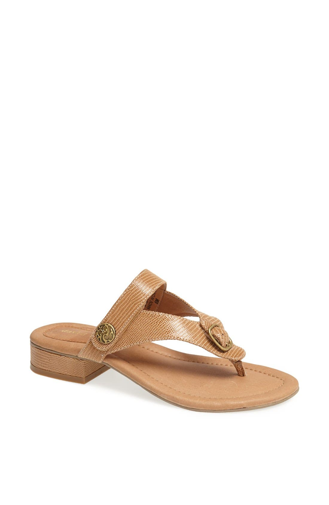 Alternate Image 1 Selected - David Tate 'Amber' Sandal