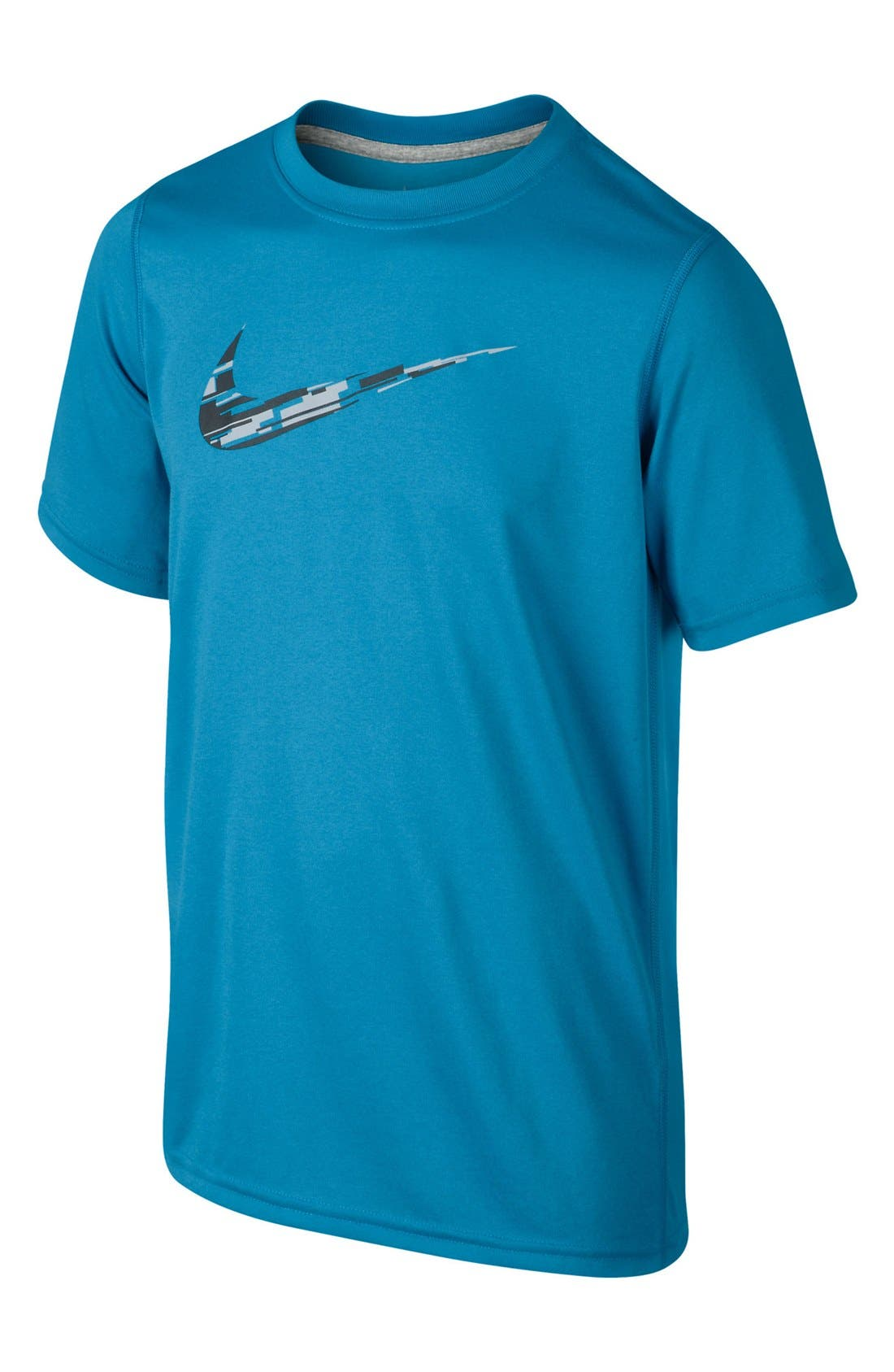 Main Image - Nike 'Legend - Rain Camo' Dri-FIT T-Shirt (Big Boys)