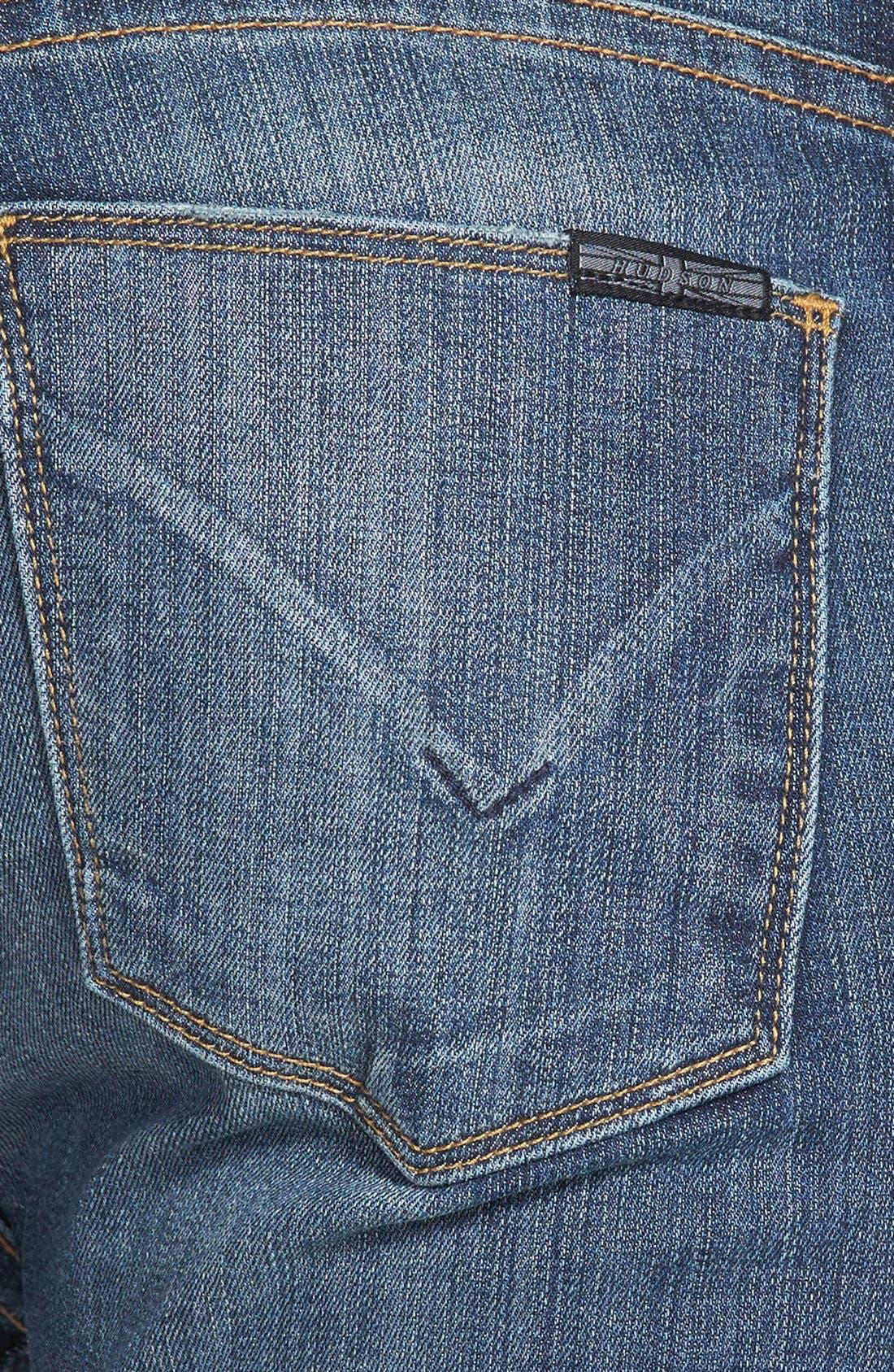 Alternate Image 3  - Hudson Jeans 'Collette' Skinny Ankle Jeans (Glam)