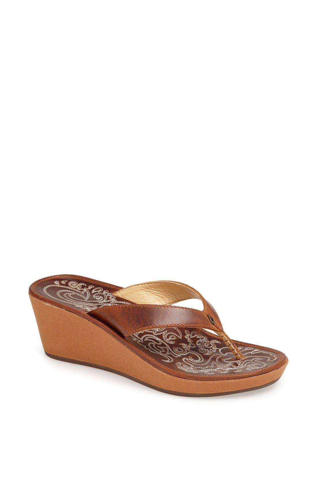 Alternate Image 1 Selected - OluKai 'Kaula Lio' Sandal
