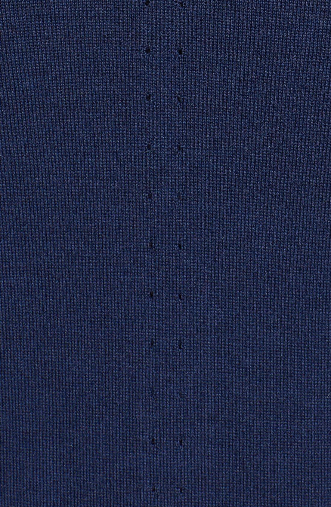 Alternate Image 3  - Vince Camuto Slim Fit Merino Wool Cardigan