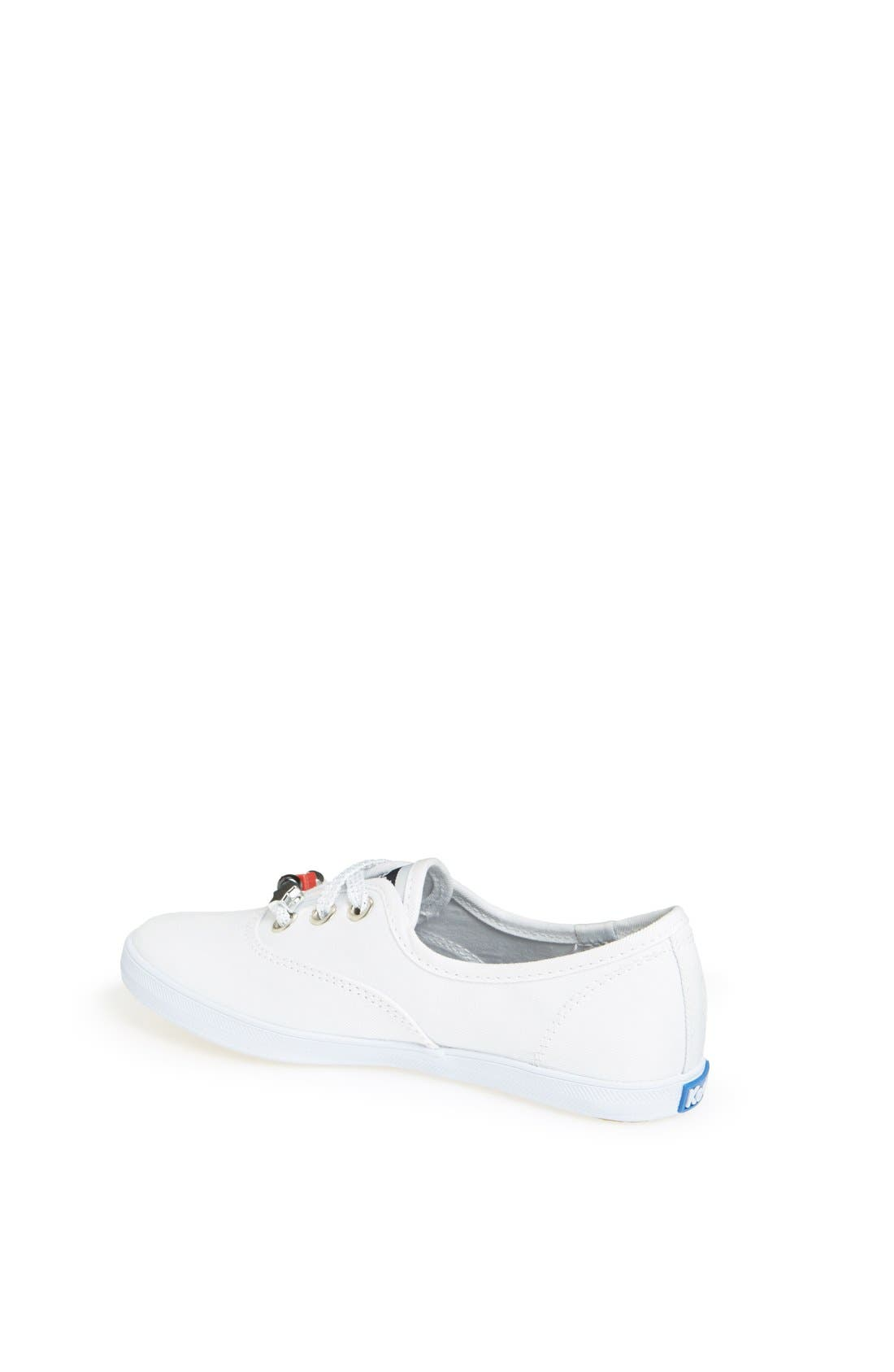 Alternate Image 2  - Keds® 'Champion K' Sneaker (Toddler, Little Kid & Big Kid)