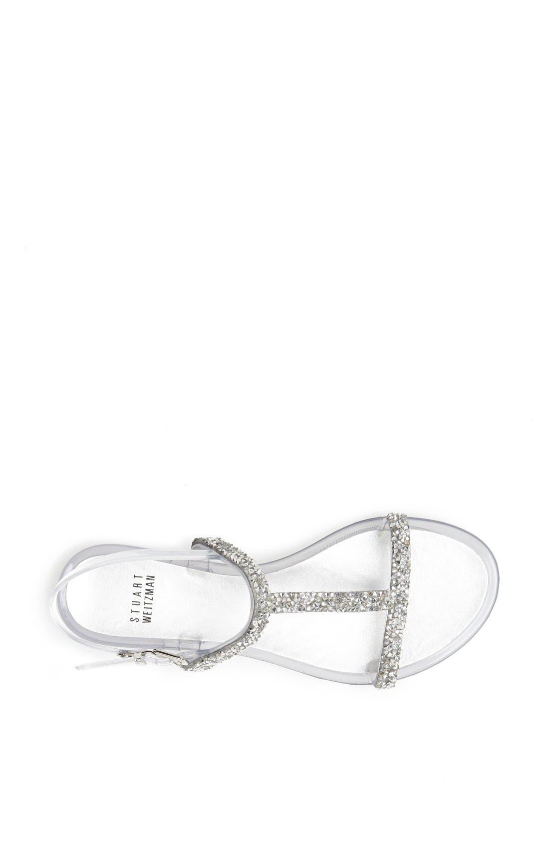 Alternate Image 4  - Stuart Weitzman 'Teezer' Sandal