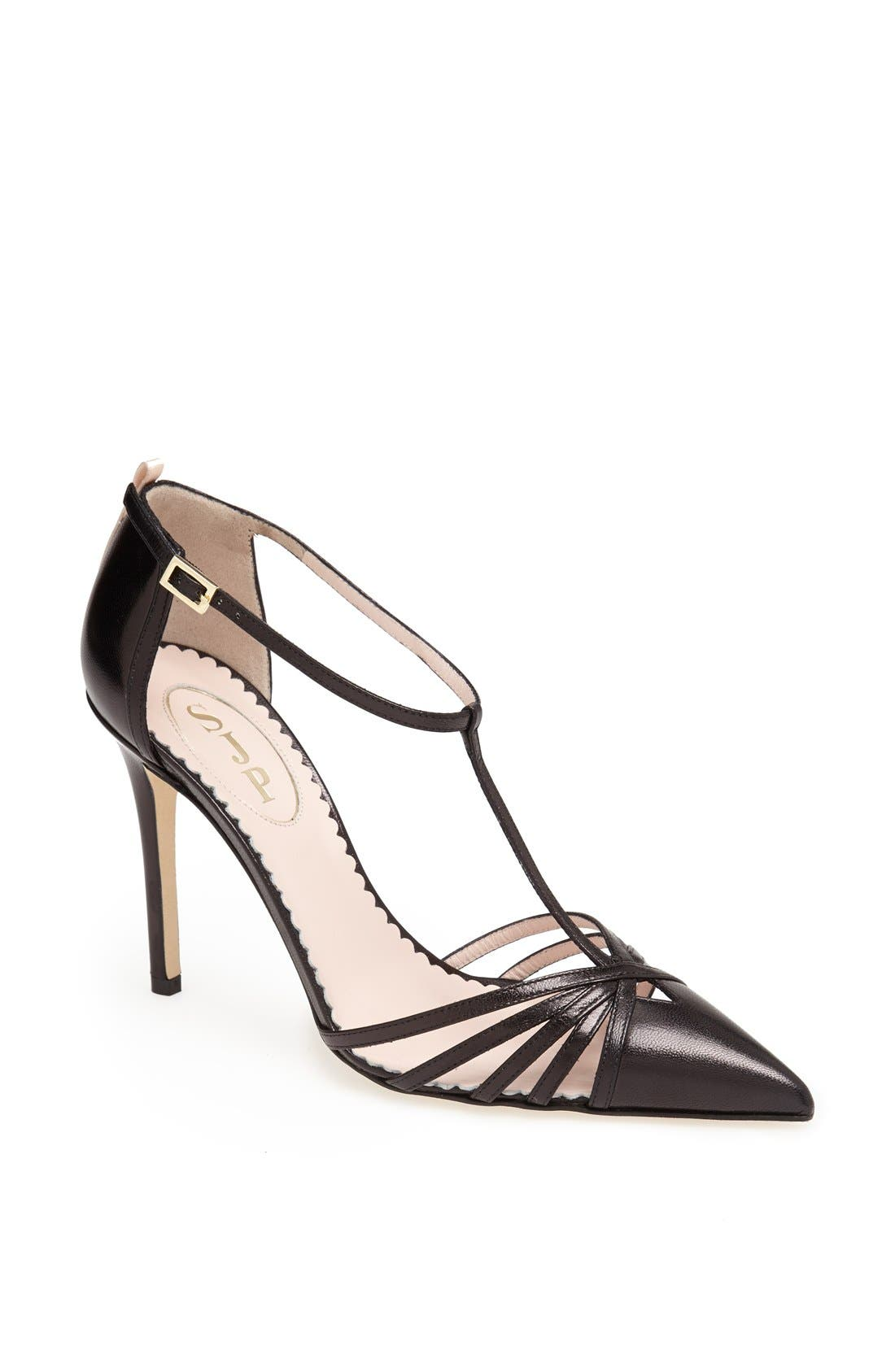 Alternate Image 1 Selected - SJP by Sarah Jessica Parker 'Carrie' T-Strap Pump