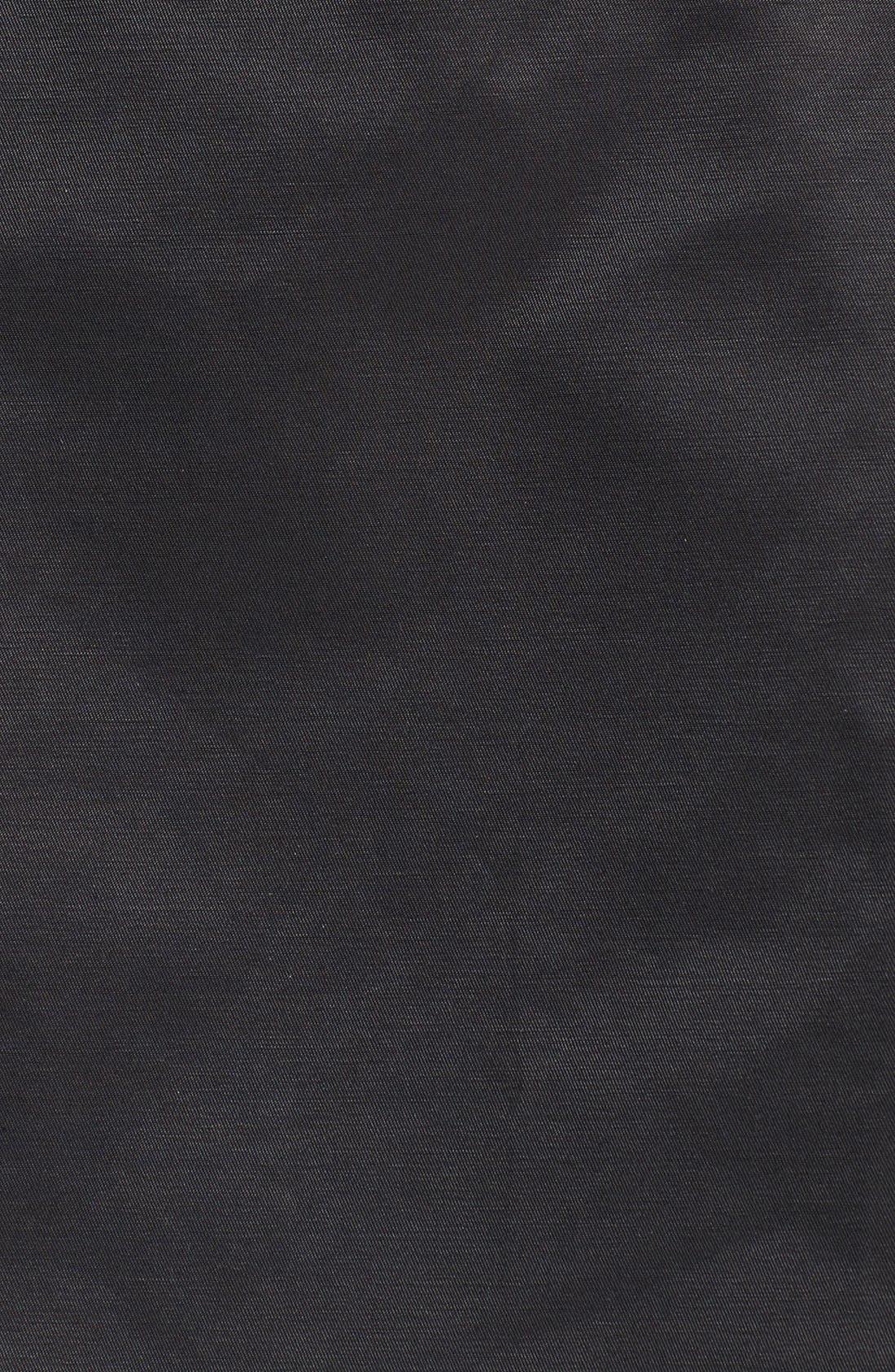 Alternate Image 3  - Sam Edelman 'Gigi II' Zip Back Trench Coat