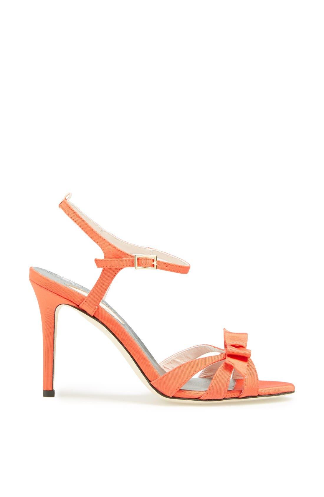 Alternate Image 5  - SJP 'Silvia' Grosgrain Ankle Strap Sandal (Nordstrom Exclusive)