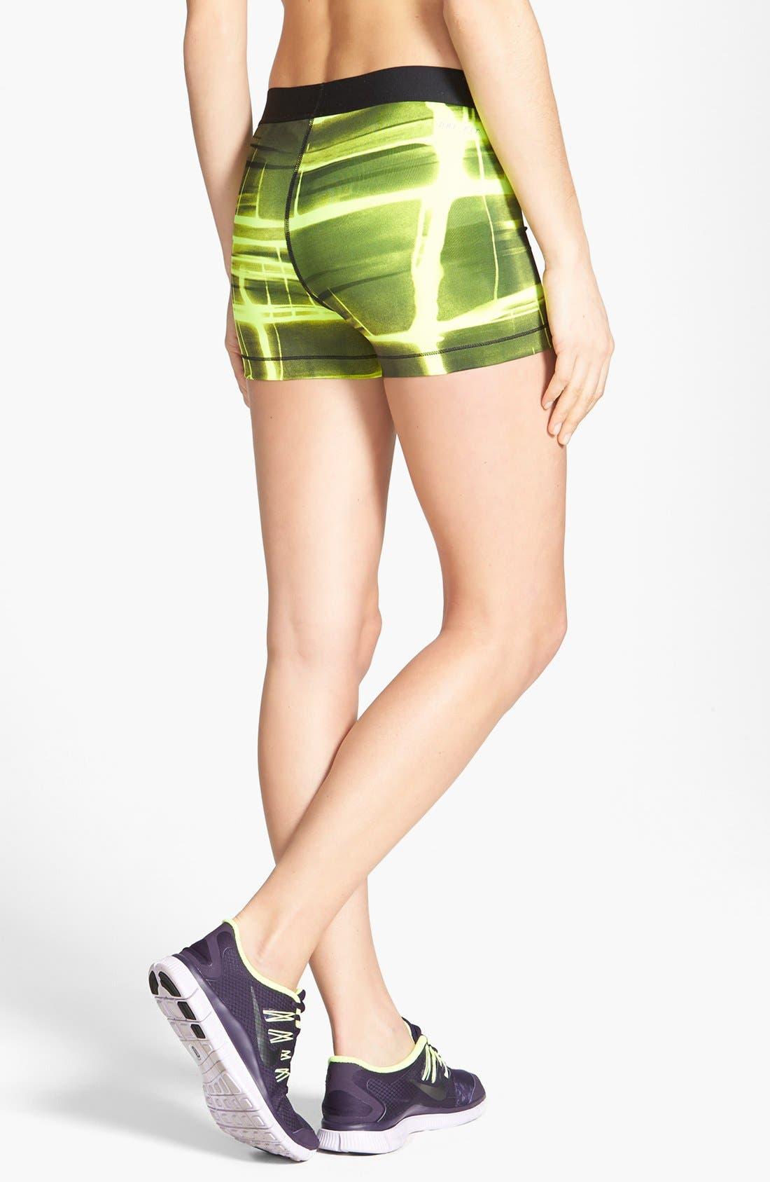 Alternate Image 2  - Nike 'Pro' Dri-FIT Print Shorts