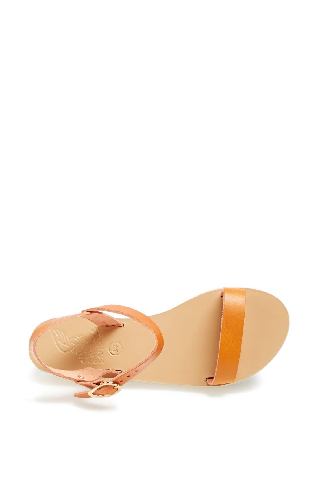 Alternate Image 3  - Ancient Greek Sandals 'Drama' Platform Sandal