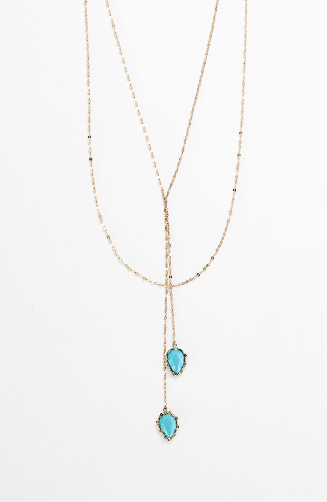 Alternate Image 2  - Lana Jewelry 'Blush' Lariat Necklace
