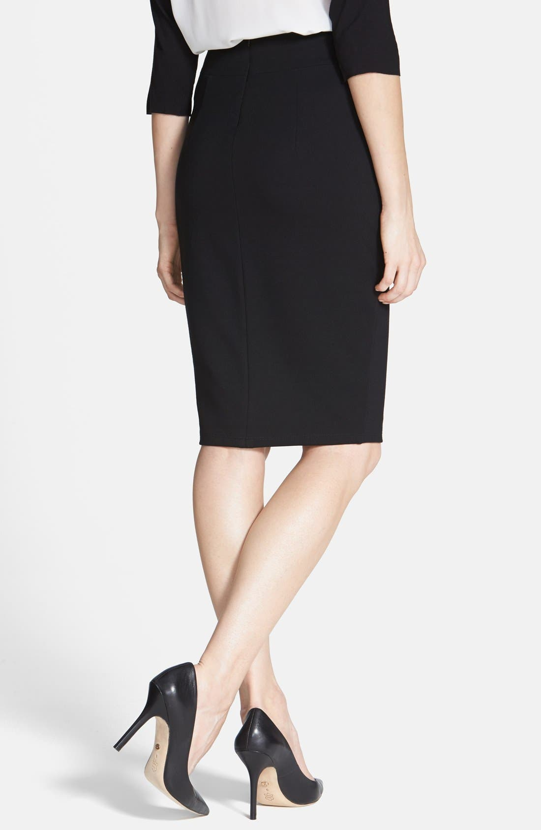 Alternate Image 2  - Bailey 44 'Style Me' Knit Pencil Skirt