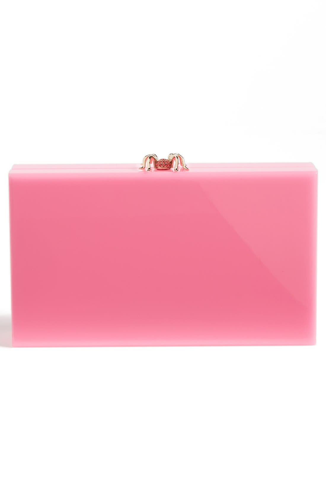 Alternate Image 4  - Charlotte Olympia Spider Clasp Clutch