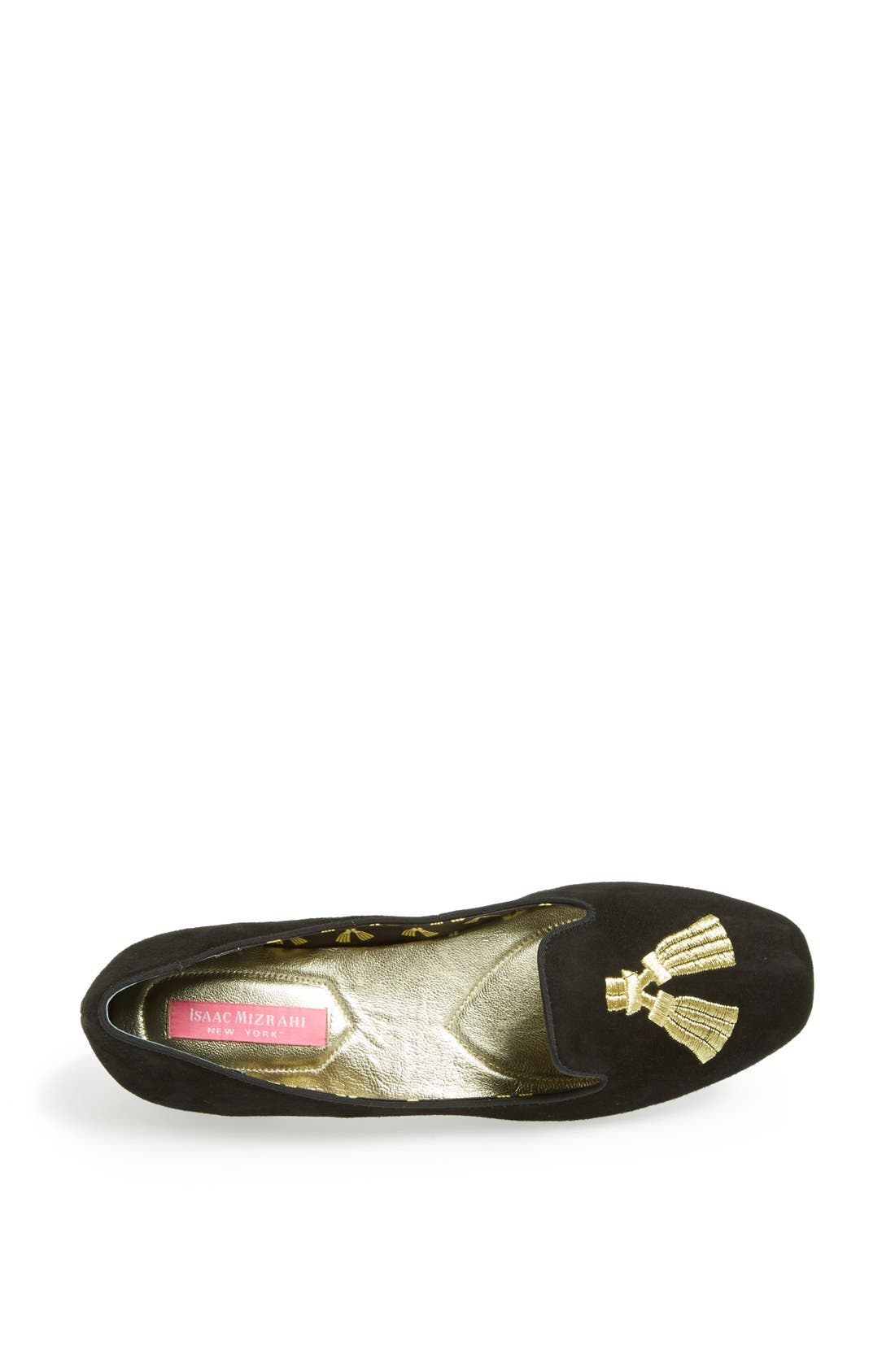 Alternate Image 3  - Isaac Mizrahi New York 'Kimil' Smoking Slipper