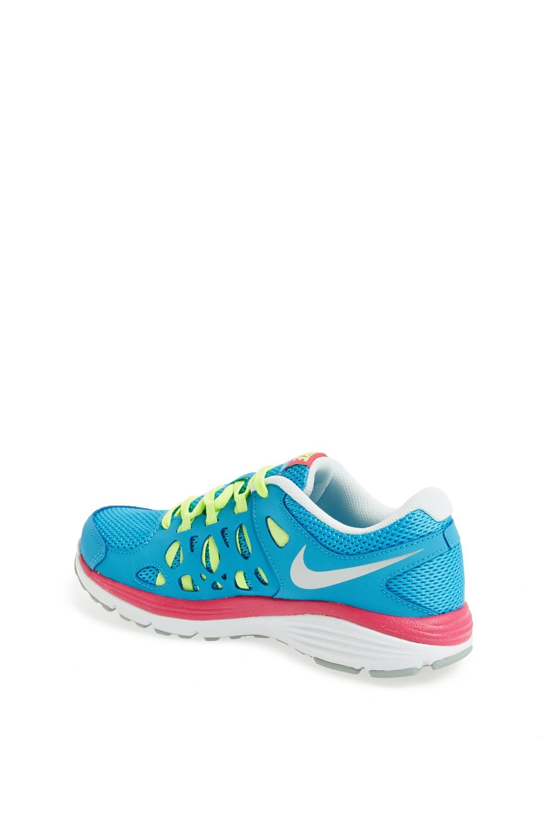 Alternate Image 2  - Nike 'Dual Fusion Run' Athletic Shoe (Big Kid)