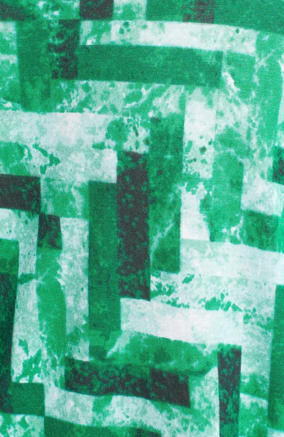Alternate Image 3  - MICHAEL Michael Kors Elliptical Hem Top