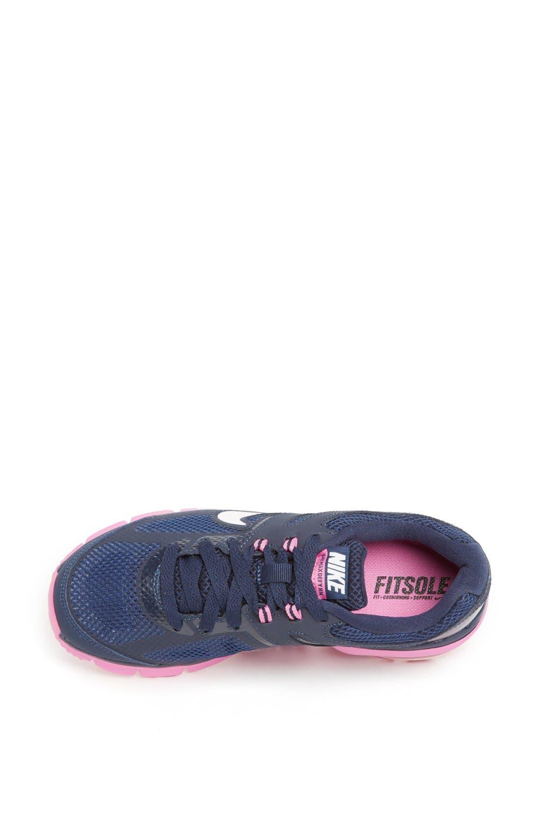 Alternate Image 3  - Nike 'Air Max Defy' Running Shoe (Women)