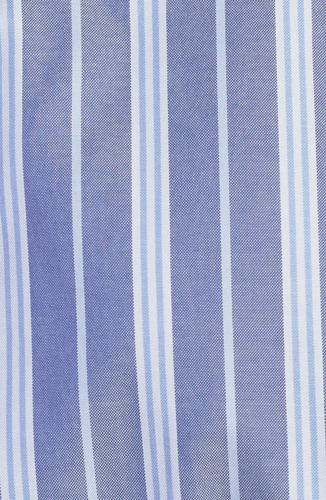 Alternate Image 3  - Façonnable Classique Fit Short Sleeve Sport Shirt