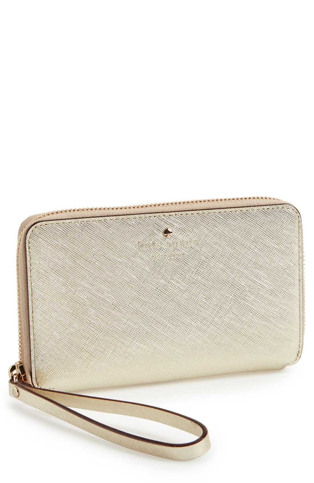Alternate Image 1 Selected - kate spade new york 'cherry lane - laurie' wallet