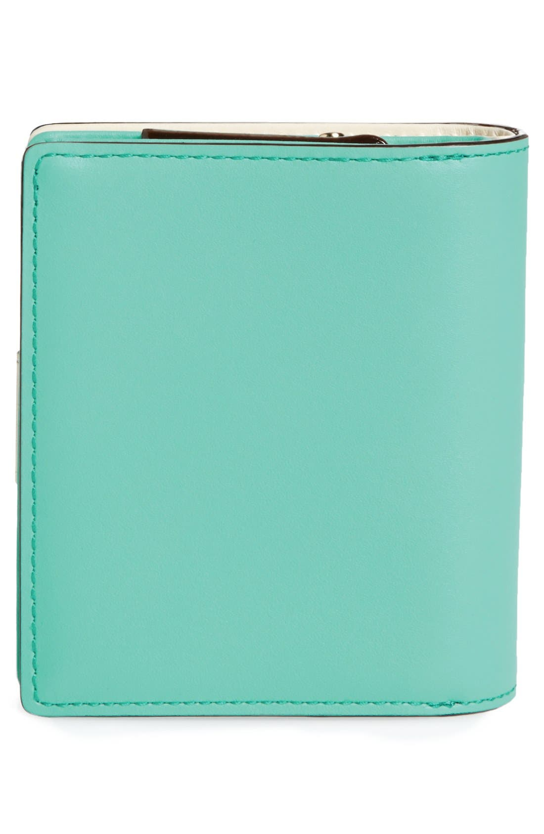 Alternate Image 3  - kate spade new york '2 park avenue - buttercup' wallet