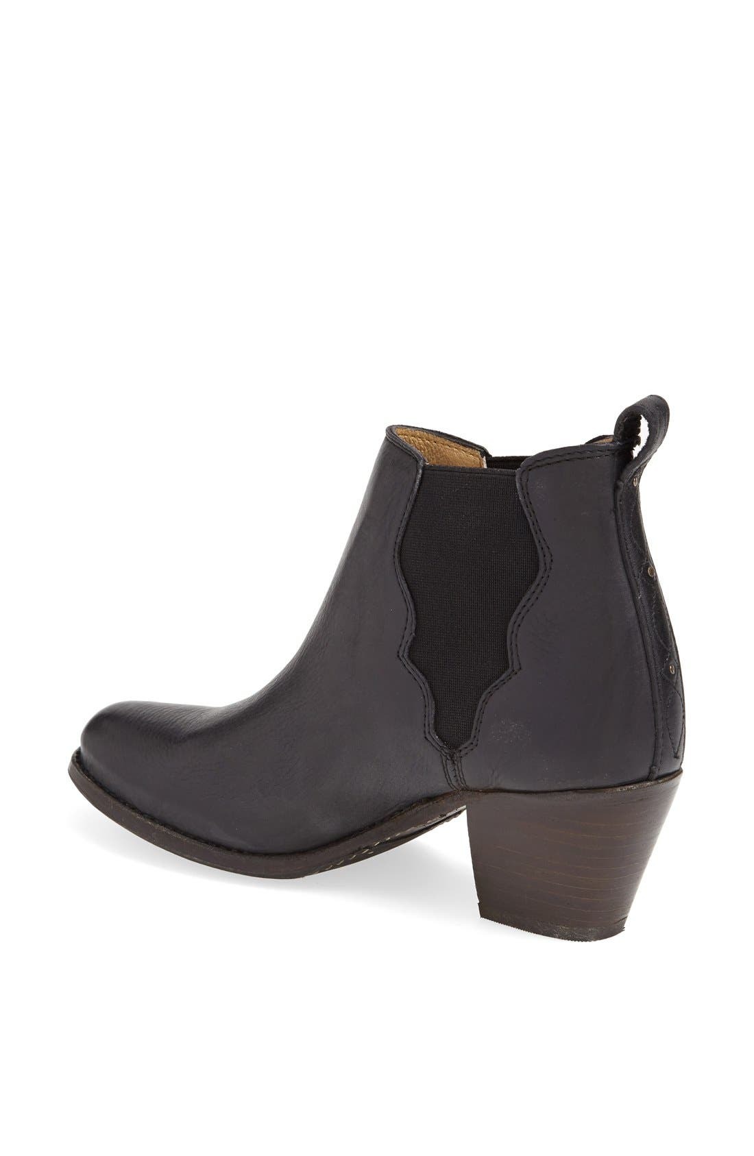 Alternate Image 2  - Frye 'Jackie' Leather Ankle Boot (Women)