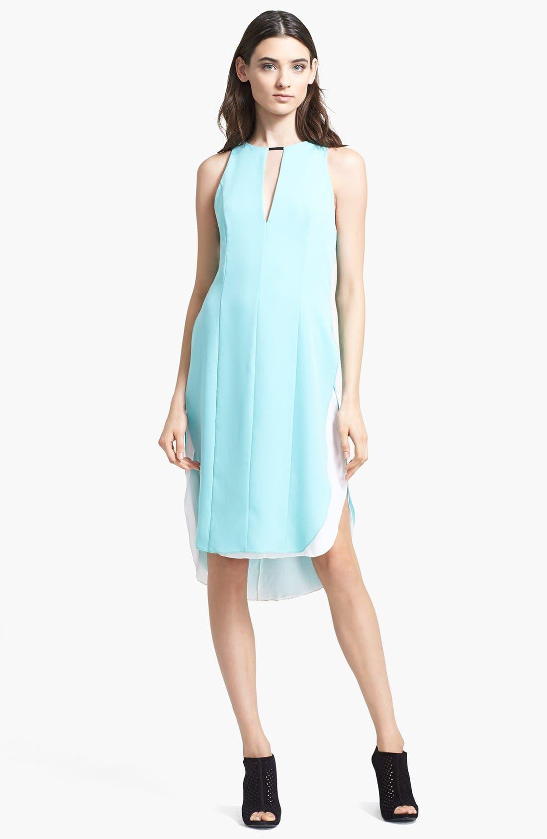 Alternate Image 1 Selected - rag & bone 'Alyna' High/Low Dress
