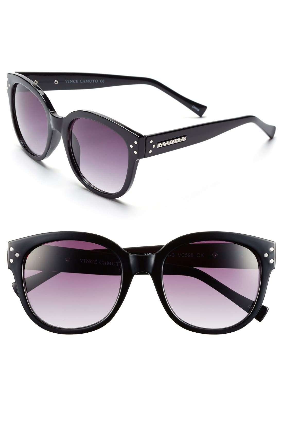 Alternate Image 1 Selected - Vince Camuto 54mm Retro Sunglasses