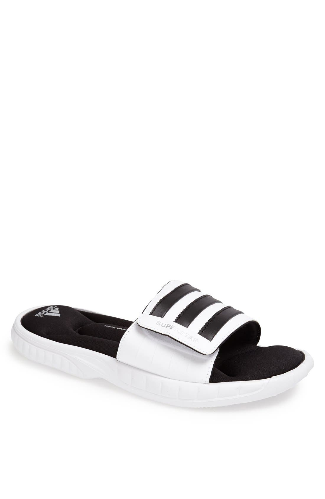 Alternate Image 1 Selected - adidas 'Superstar 3G' Sandal (Men)