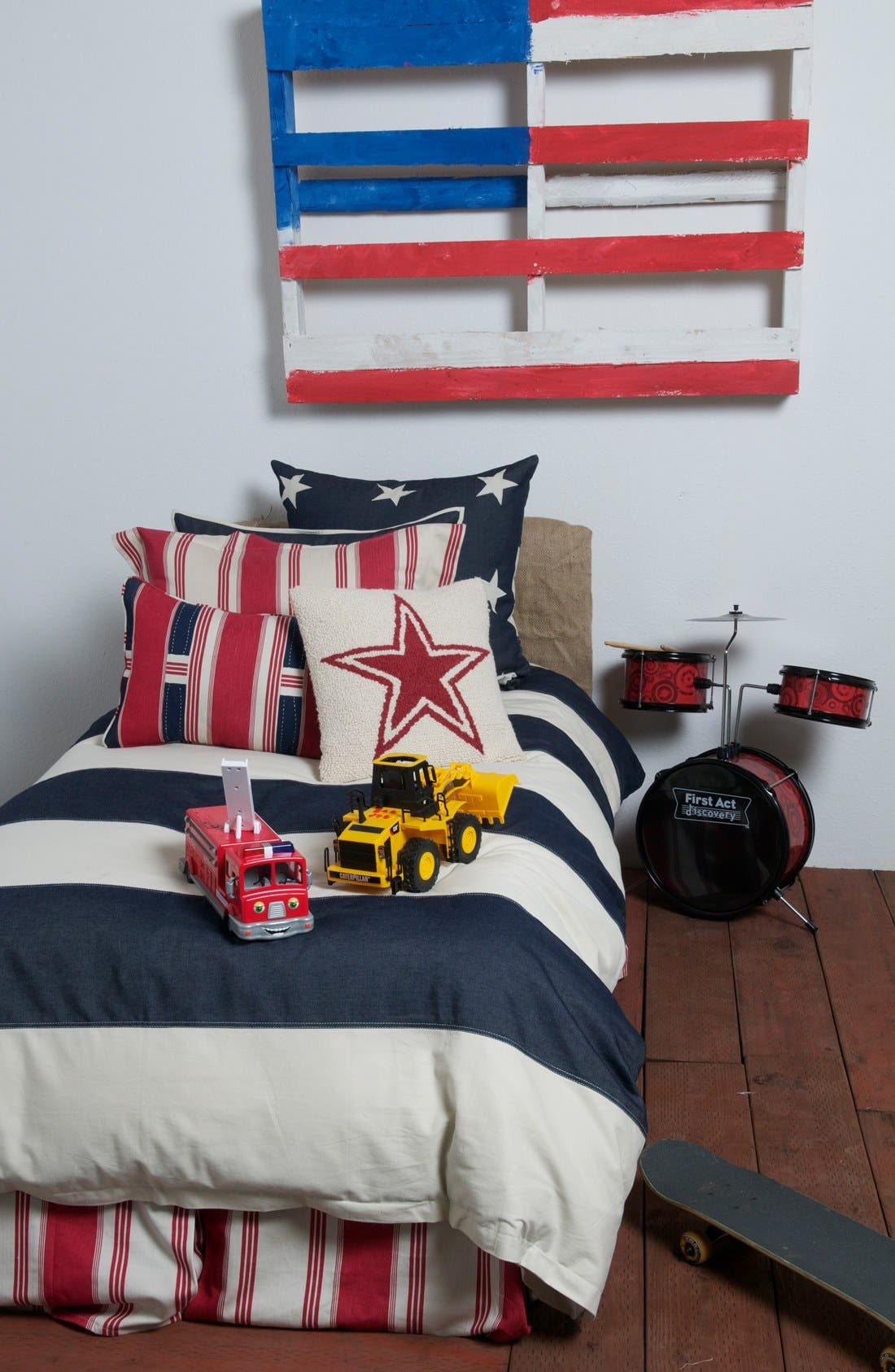 Main Image - Amity Home 'Colton' Duvet Cover