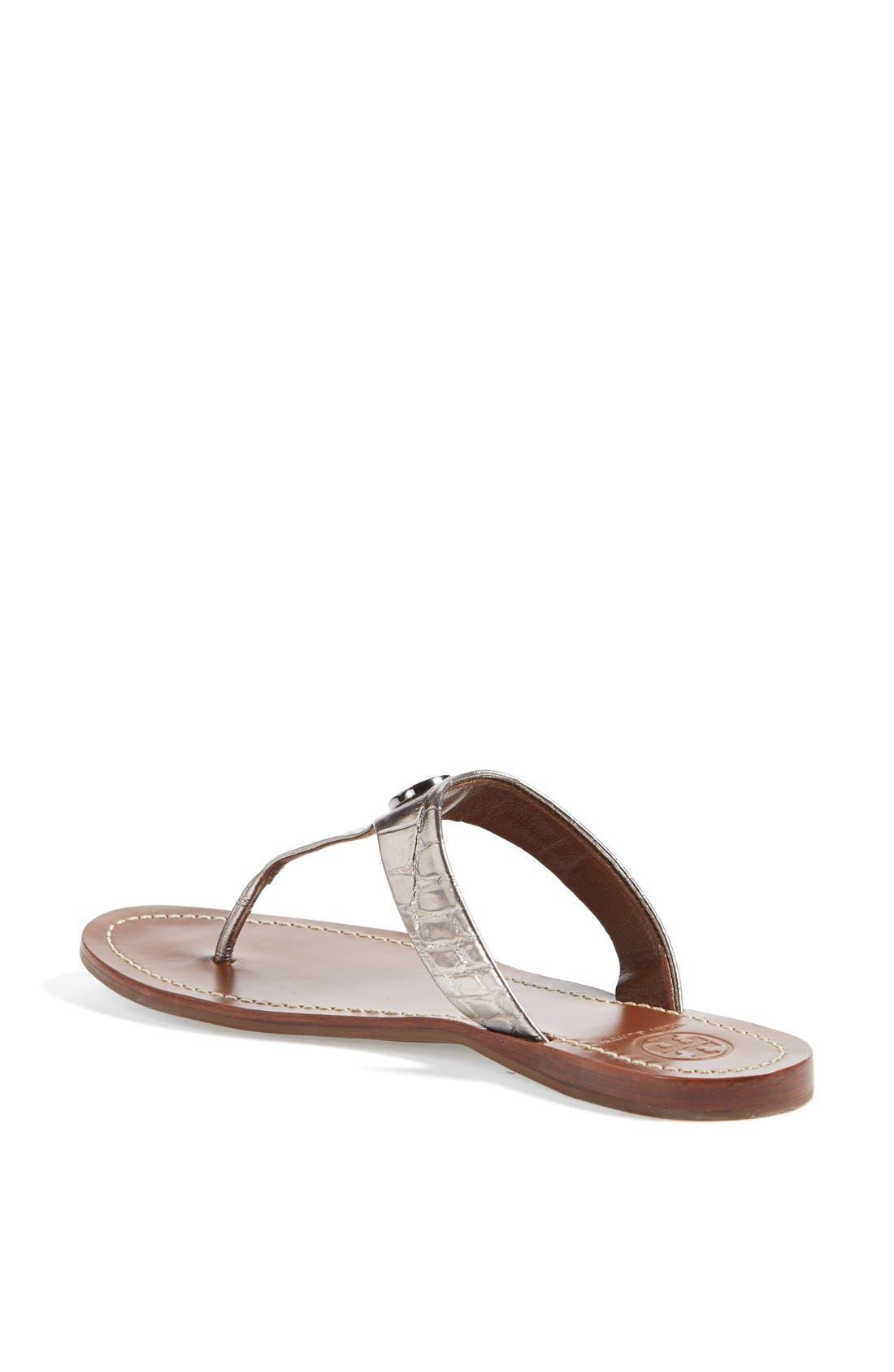 Alternate Image 2  - Tory Burch 'Cameron' Sandal