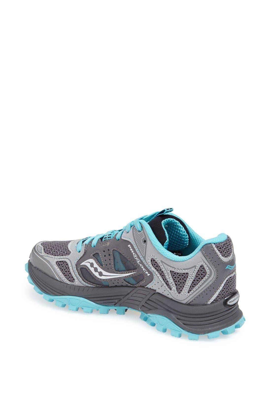 Alternate Image 2  - Saucony 'Xodus 4.0' Trail Running Shoe (Women)