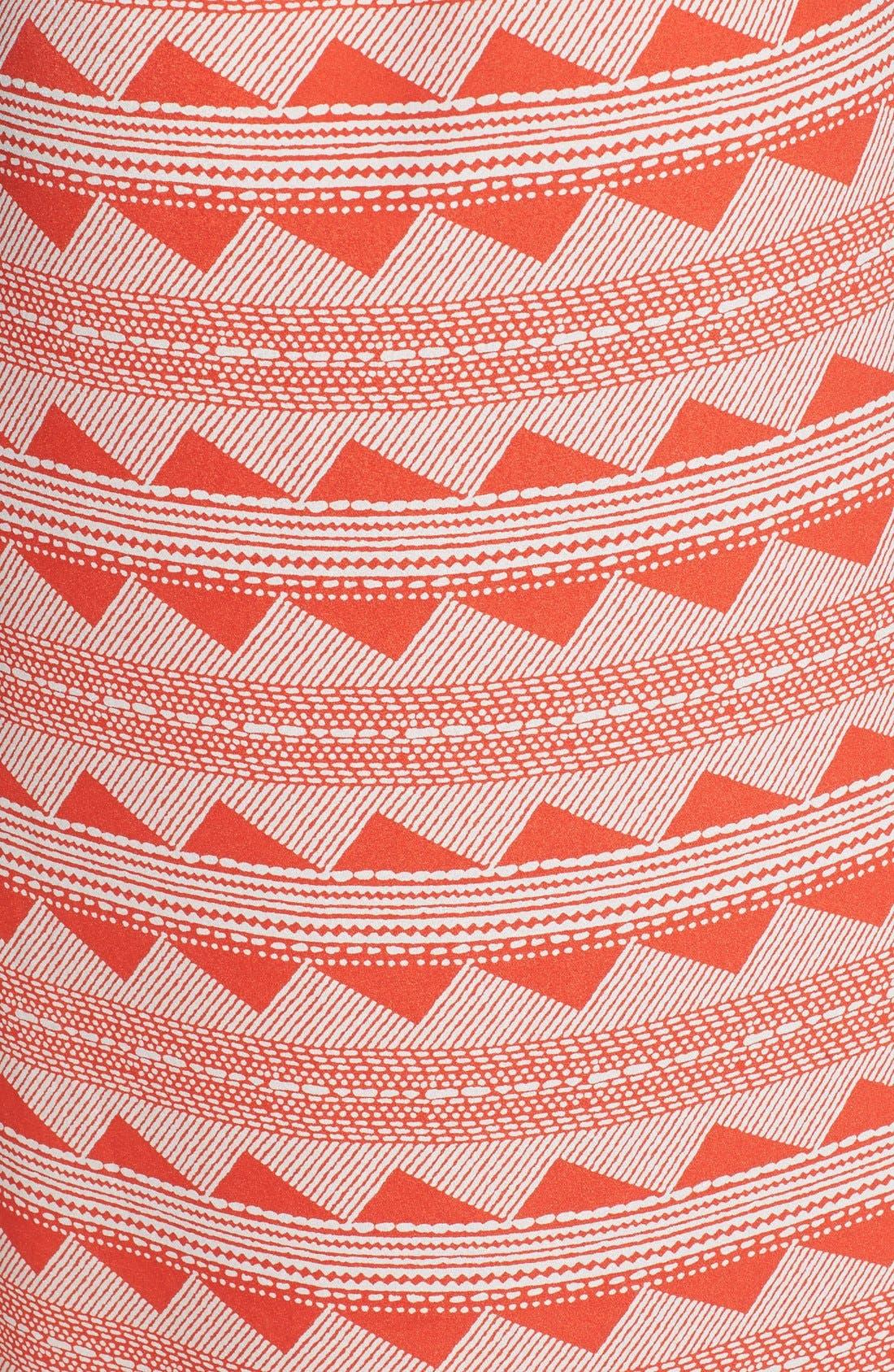 Alternate Image 3  - Wayf Print Racerback Maxi Dress