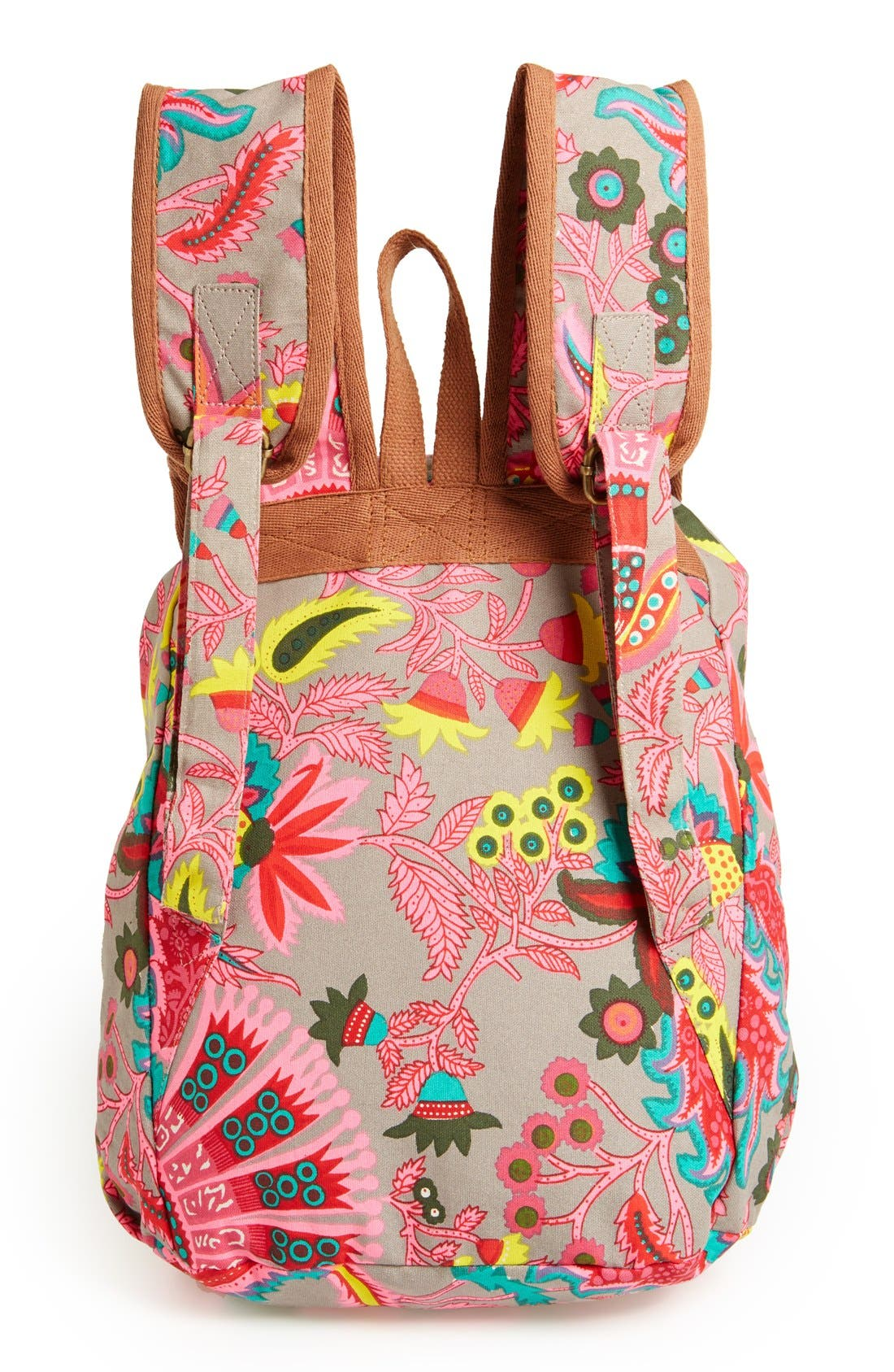 Alternate Image 4  - Steve Madden Beaded Canvas Backpack