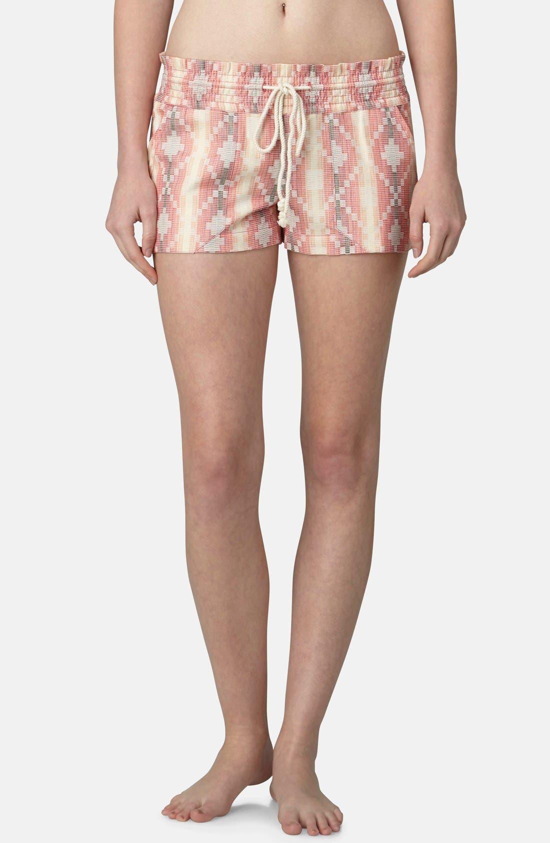 Alternate Image 1 Selected - Roxy 'Oceanside' Shorts