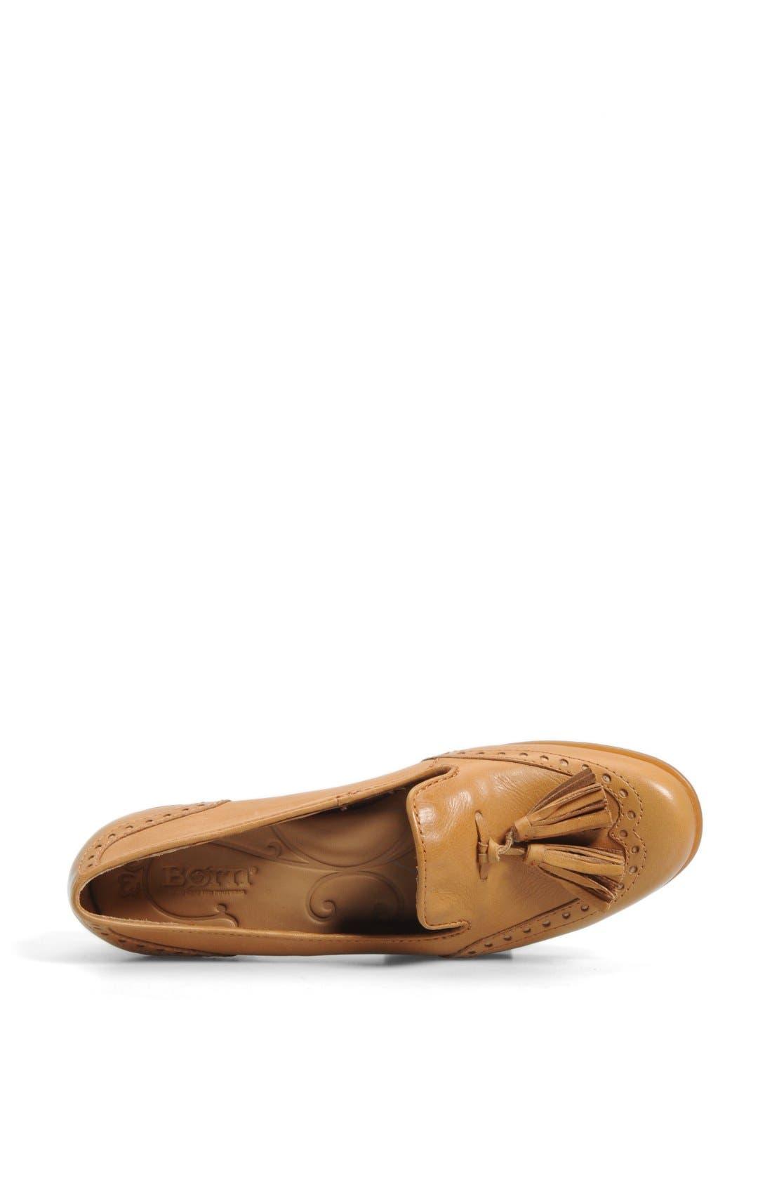 Alternate Image 3  - Børn 'Charmaine' Brogue Loafer