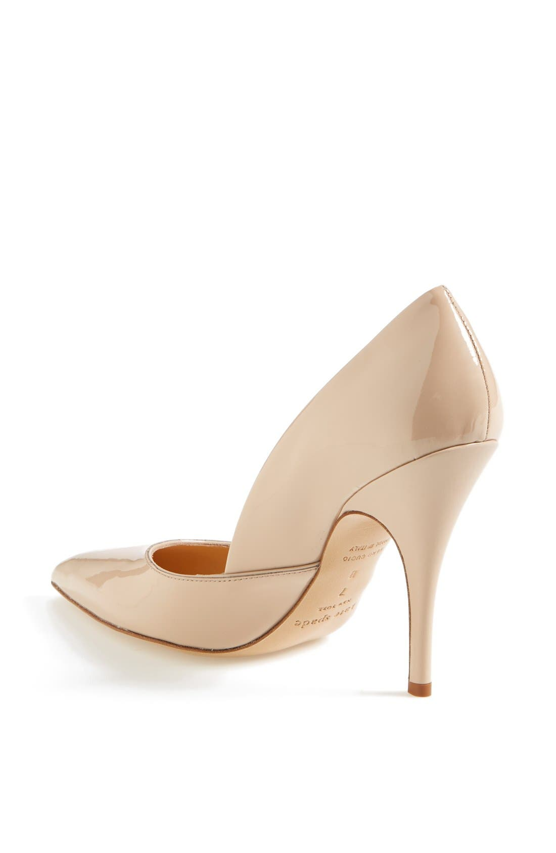 Alternate Image 2  - kate spade new york 'lottie' pump (Women)
