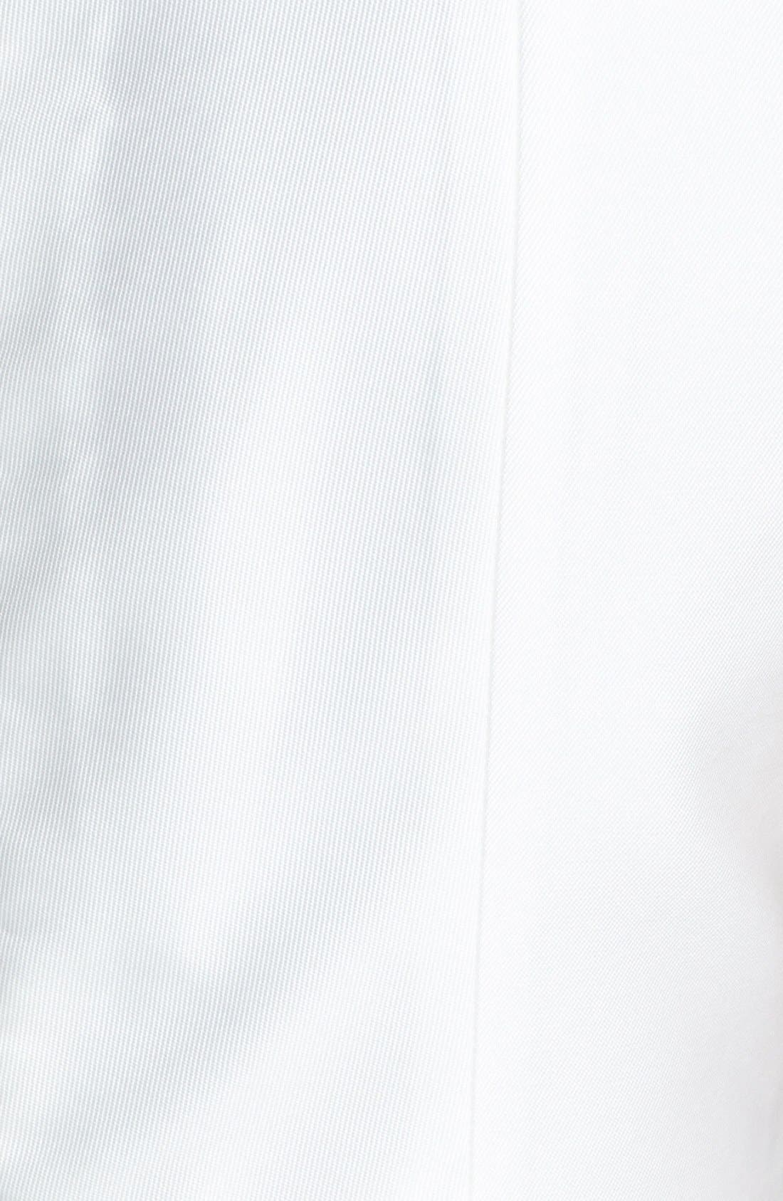 Alternate Image 3  - Jesús Peiró Embellished Waist Mikado A-Line Dress (In Stores Only)