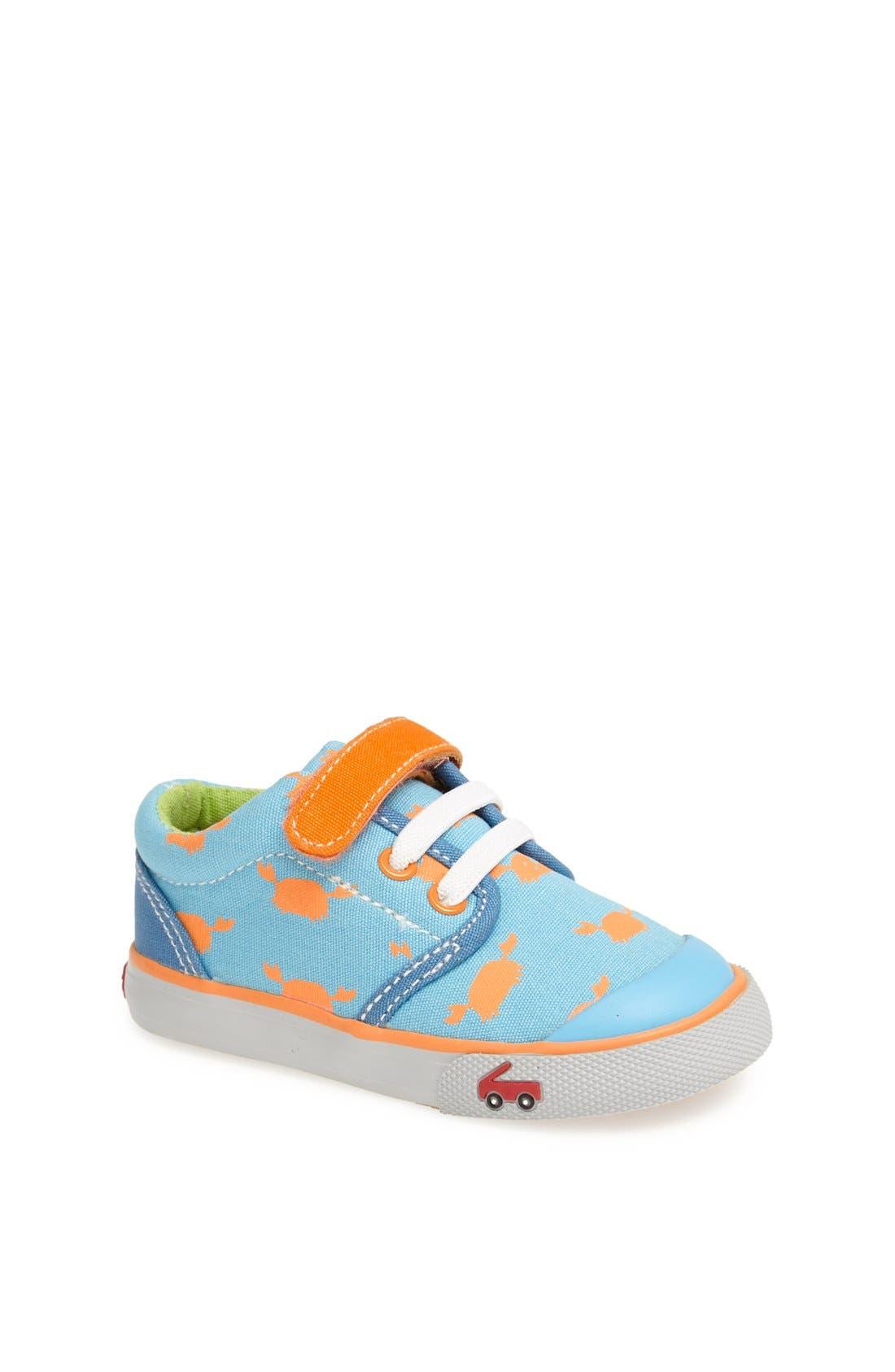 Alternate Image 1 Selected - See Kai Run 'Dieter' Sneaker (Baby, Walker & Toddler)