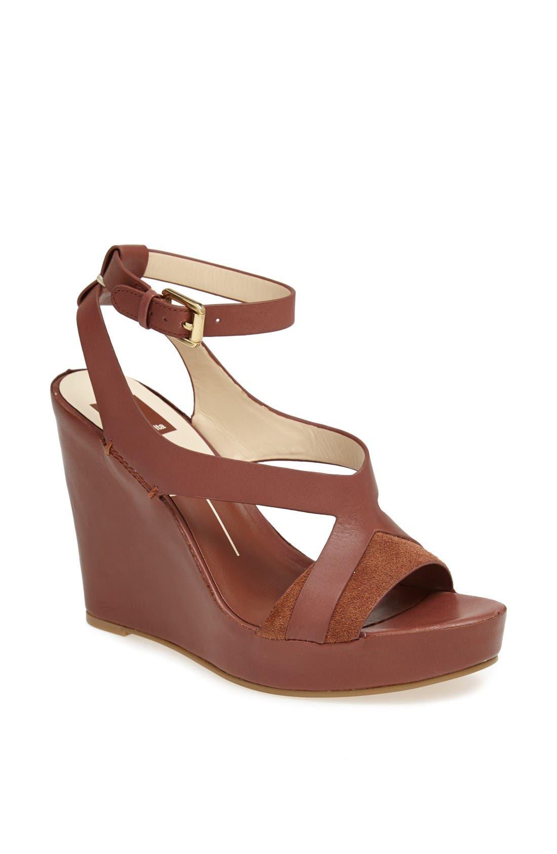 Alternate Image 1 Selected - Dolce Vita 'Berit' Platform Sandal