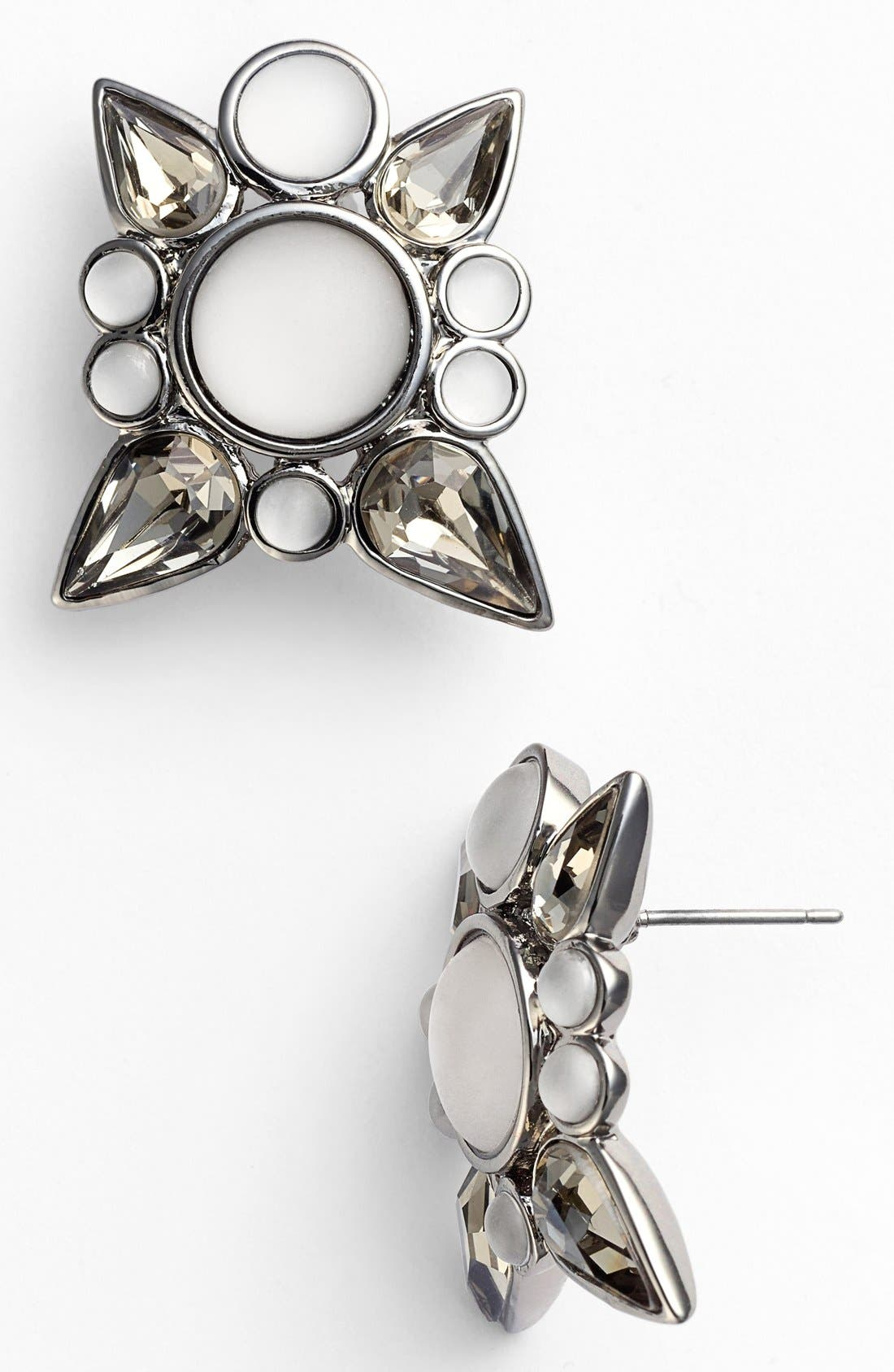 Alternate Image 1 Selected - Givenchy Cluster Stud Earrings