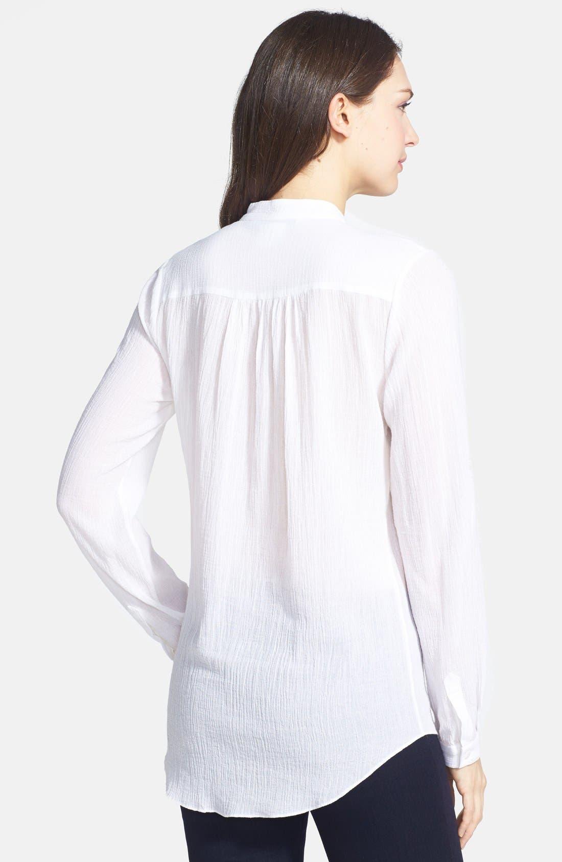 Alternate Image 2  - Diane von Furstenberg 'Gilmore' Cotton Top