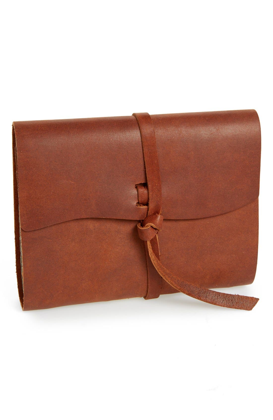 Alternate Image 1 Selected - Rustico 'Good Book' Leather Journal