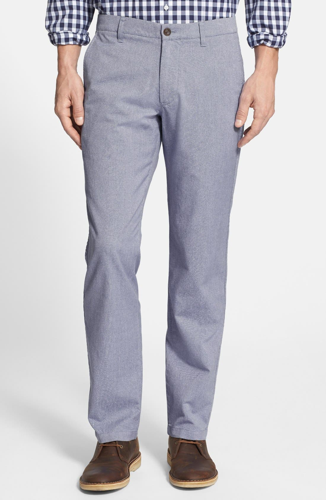 Alternate Image 1 Selected - Bonobos 'Oxley' Straight Leg Chinos