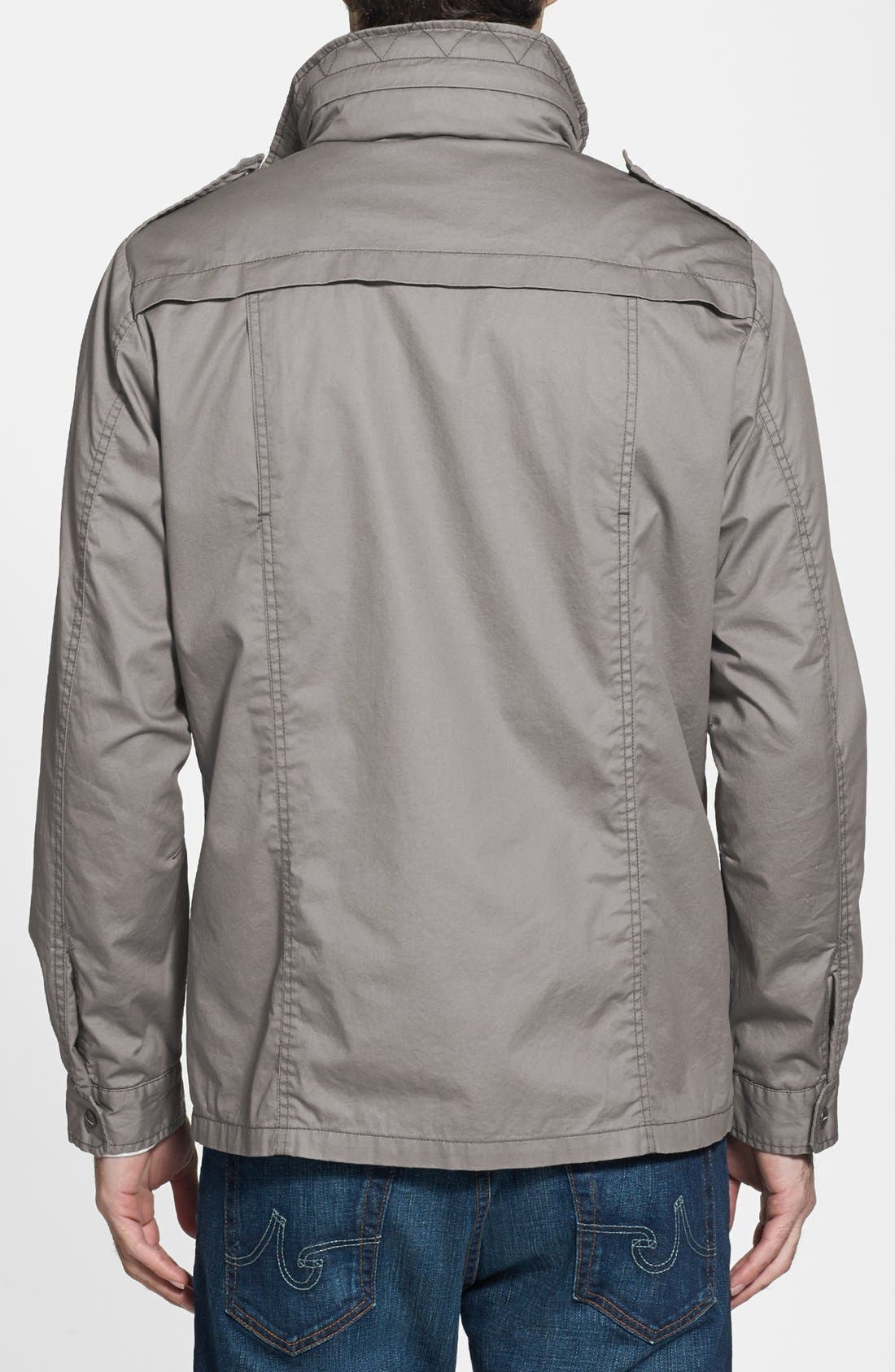 Alternate Image 2  - Jeremiah 'Thornton' Twill Utility Jacket