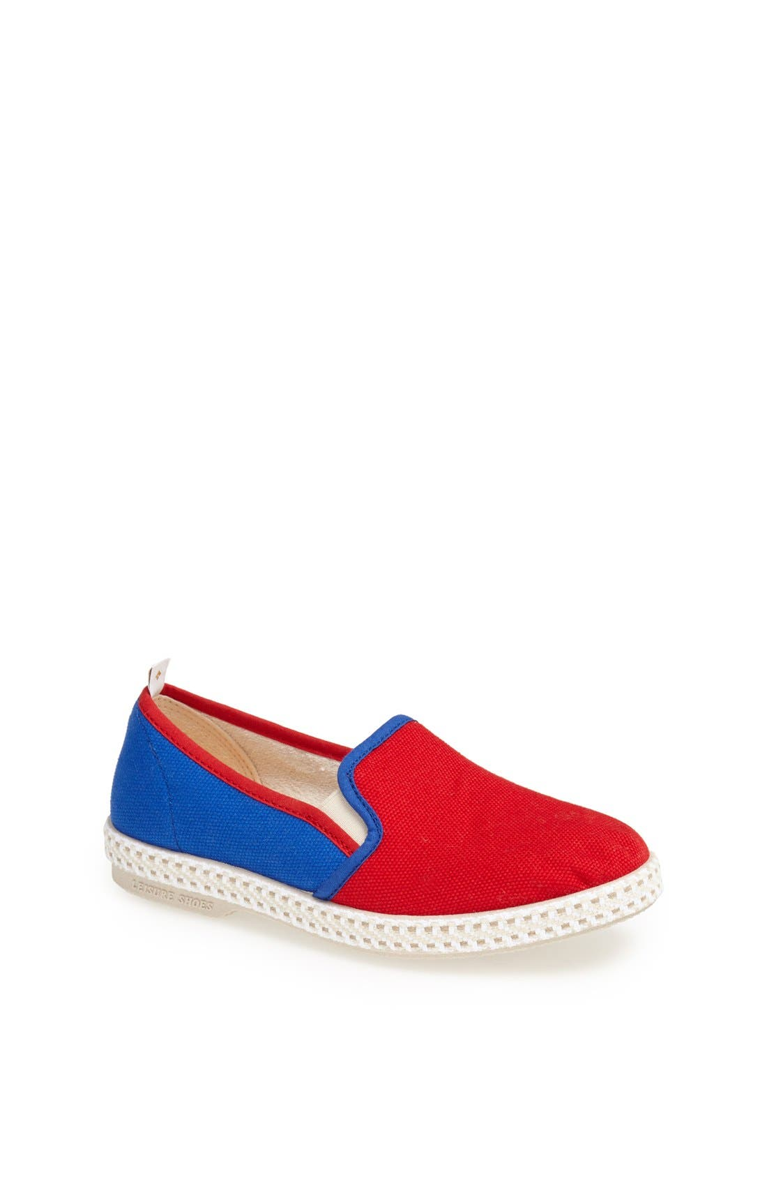 Main Image - Rivieras 'Super' Slip-On (Toddler, Little Kid & Big Kid)