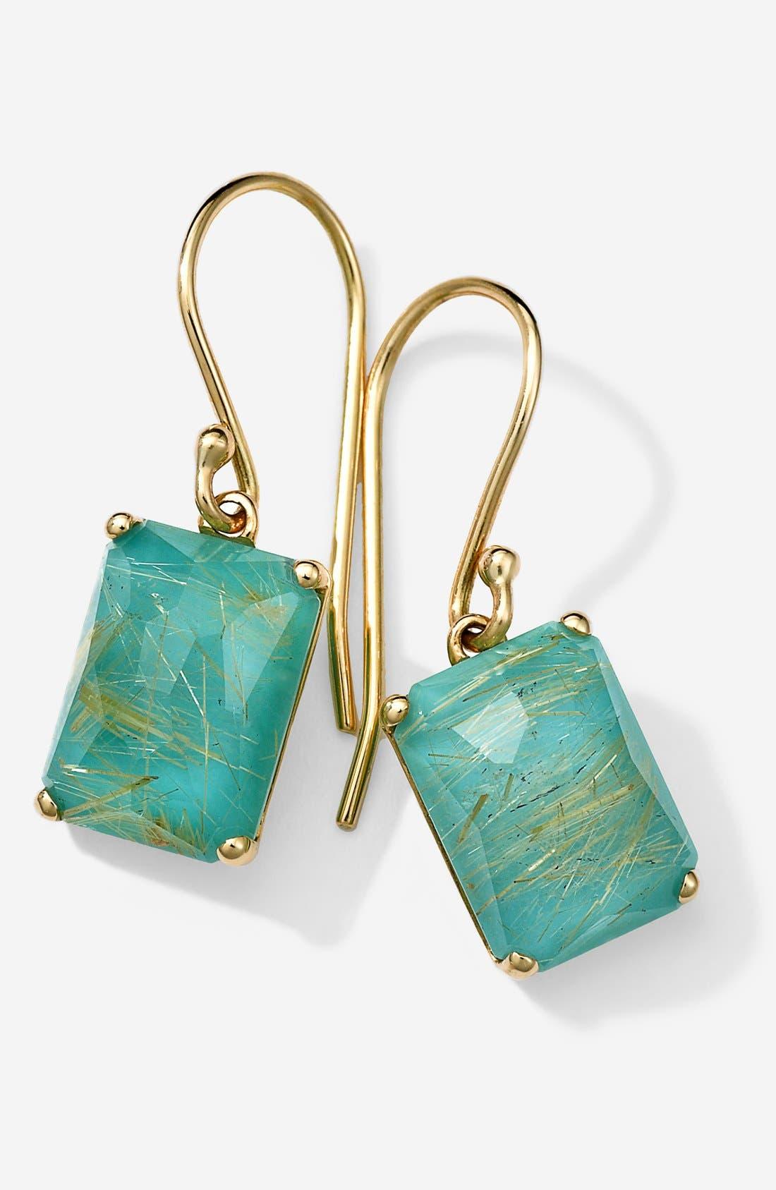 Alternate Image 1 Selected - Ippolita 'Rock Candy - Gelato' 18k Gold Drop Earrings