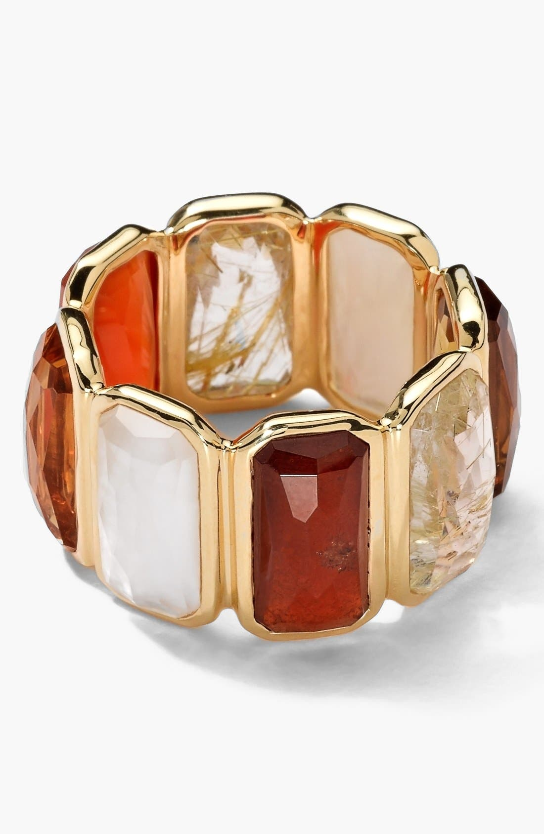 Alternate Image 1 Selected - Ippolita 'Rock Candy - Gelato' Band Ring