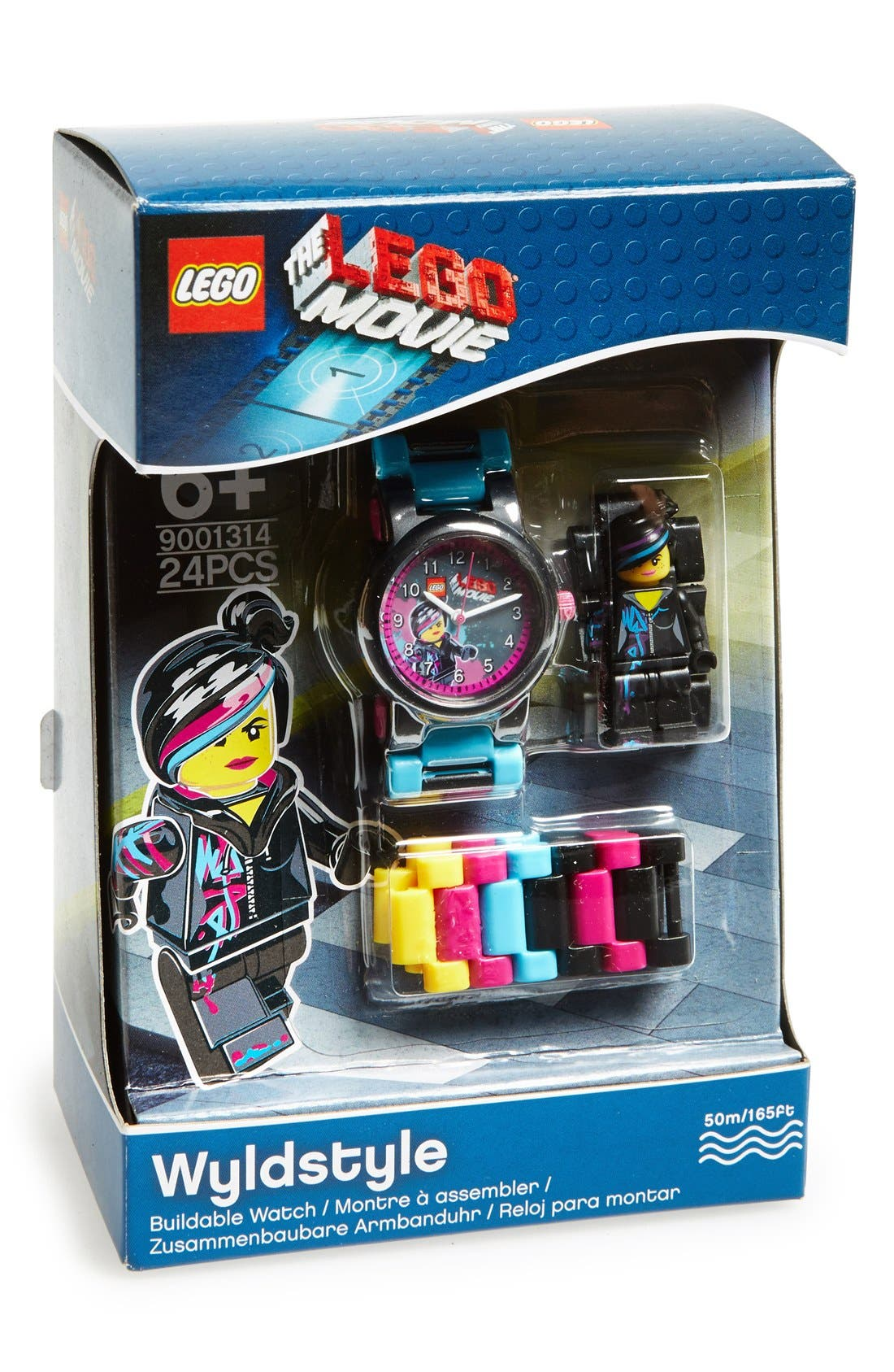 Alternate Image 1 Selected - LEGO® 'The LEGO Movie - Wyldstyle' Character Watch