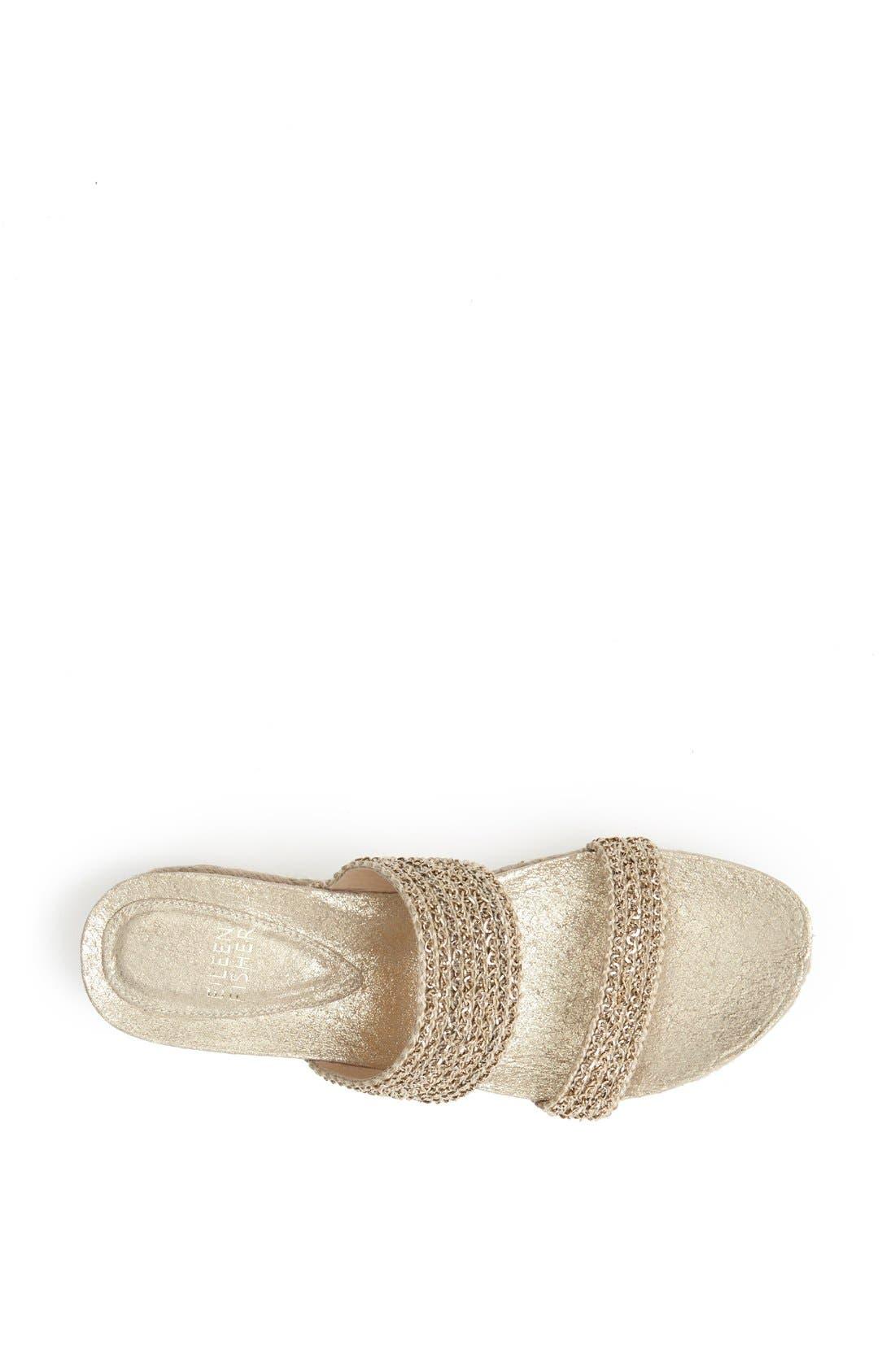 Alternate Image 3  - Eileen Fisher 'Fresh' Sandal